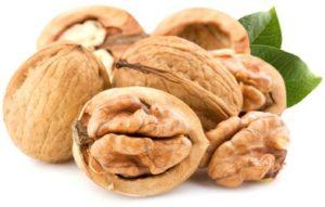 орехи для потенции мужчин