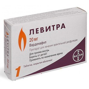 таблетки для эрекции мужчин