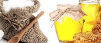 сода и мед для потенции